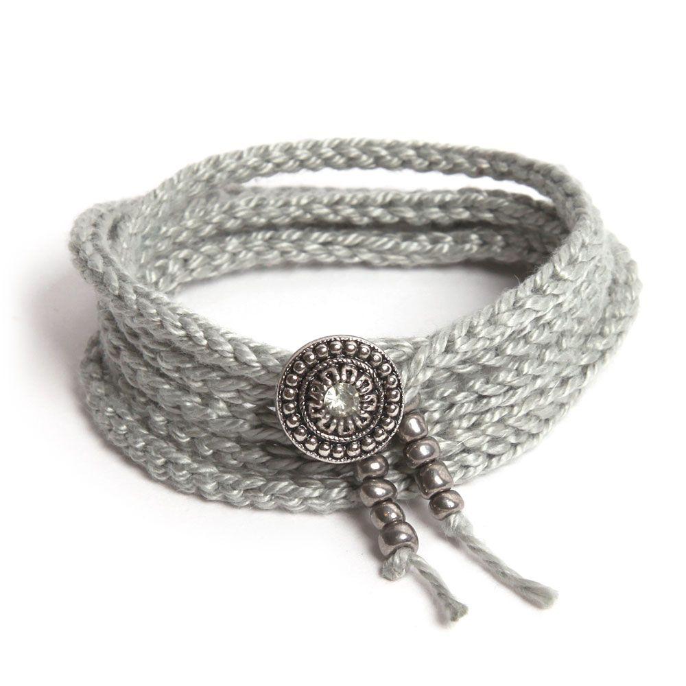 Gehaakte Armband Crochet Bracelet 7 Armband Haken Gehaakt