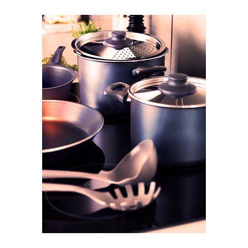 2910e5a7f SKÄNKA 6-piece cookware set, gray   My Studio Apartment Planner ...