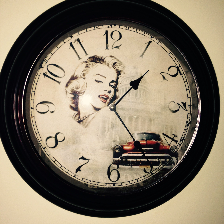 Clock Clock Clock