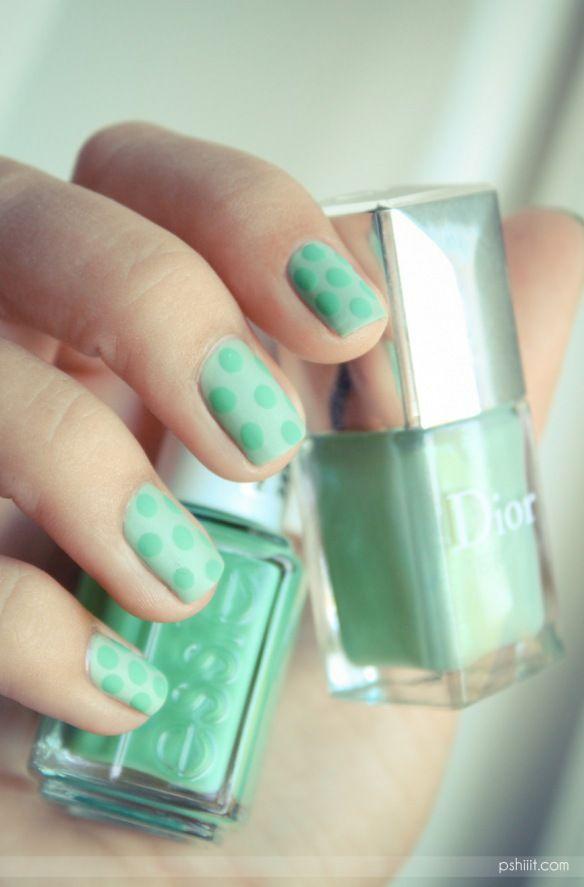 Dior Waterlilly & Essie Mojito Madness | Esmalte, Labiales y Belleza