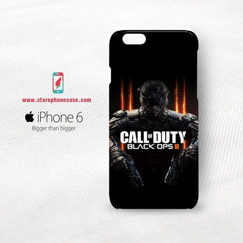 Call Of Duty Black OPS III iphone case