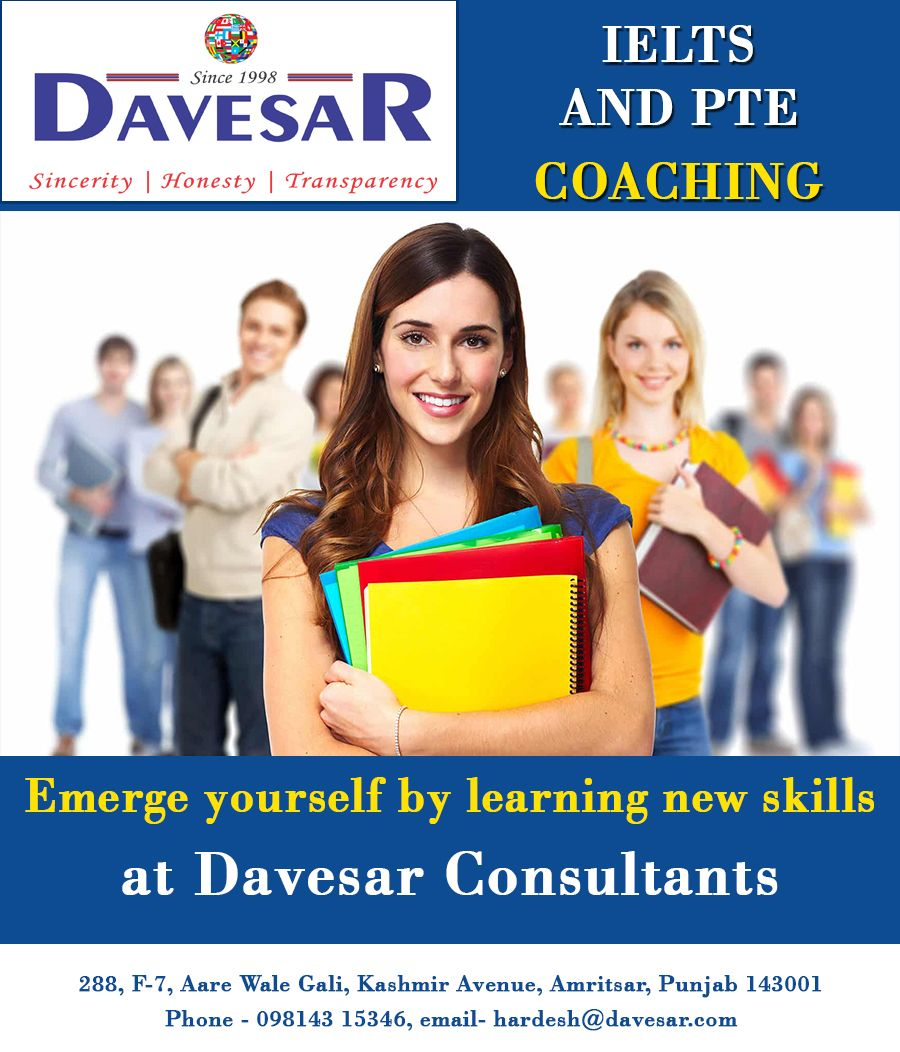 Emerge yourself by learning new skills We at Davesar