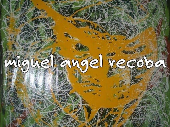 mascara - obra de miguel angel recoba