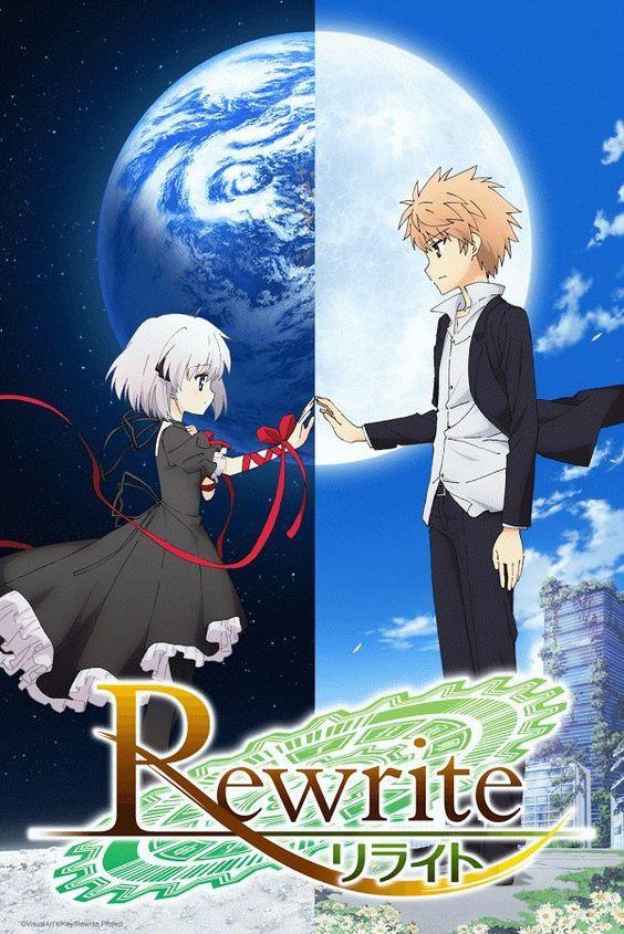 Season kedua dari anime Rewrite Berlatar belakang di