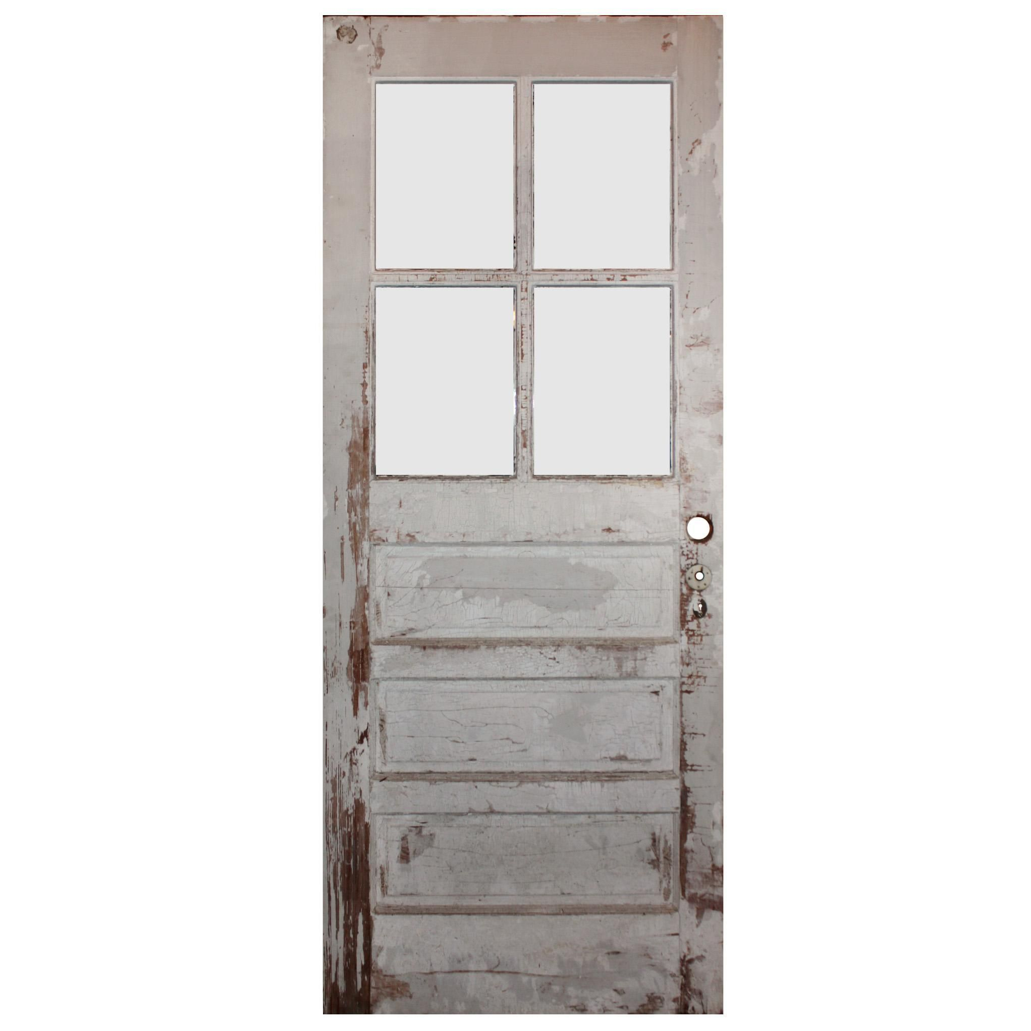 "Reclaimed 32"" Antique Door"