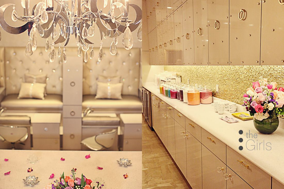 Isle Spa | mani/pedi stations | Pinterest | Spa, Salons and Boutique ...