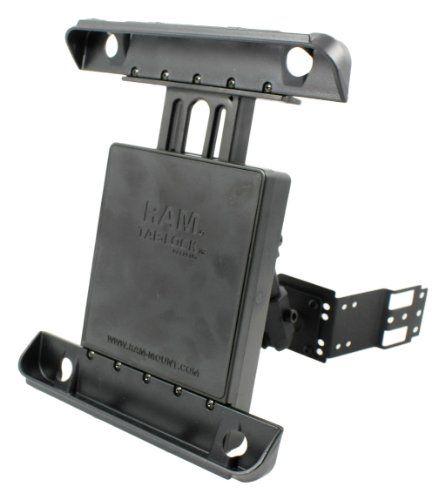 Padholdr Ram Lock Series Locking Tablet Dash Kit For 2007
