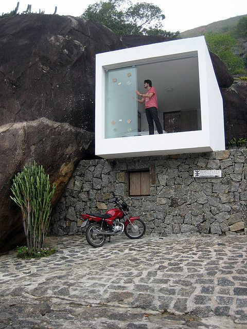 by chu e kato, via Flickr kYoto Casas, Arquitectura, Casas modulares