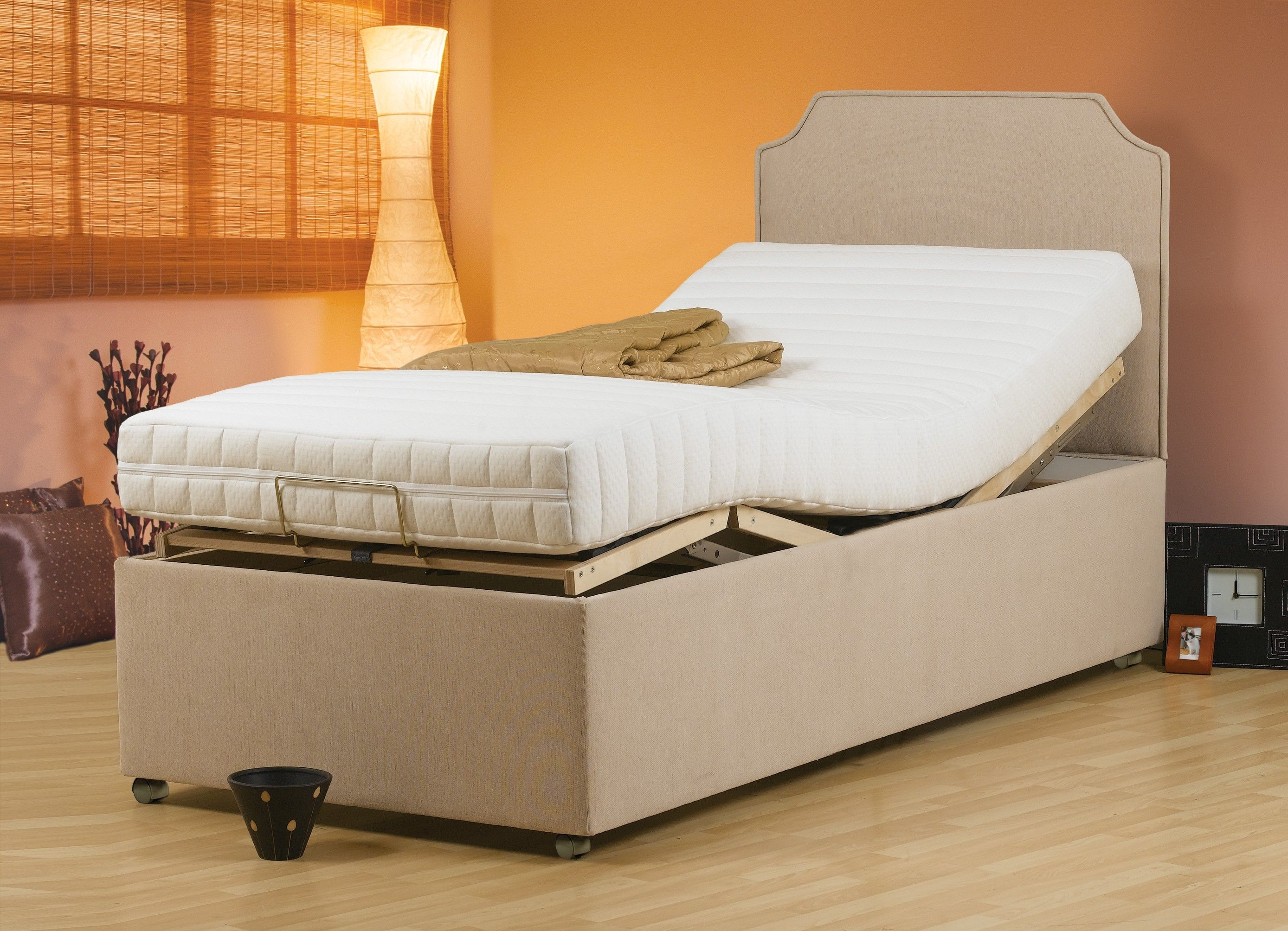 Sweet Dreams Brighton Electric Adjustable Bed 4 Sizes