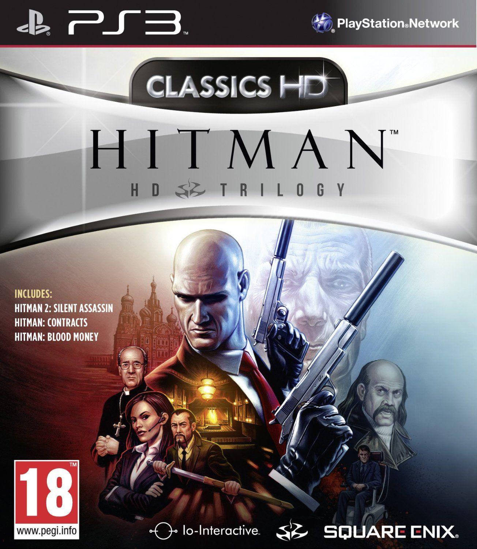 Hitman Hd Trilogy Ps3 Amazon Co Uk Pc Video Games Video Games Pc Hitman Playstation