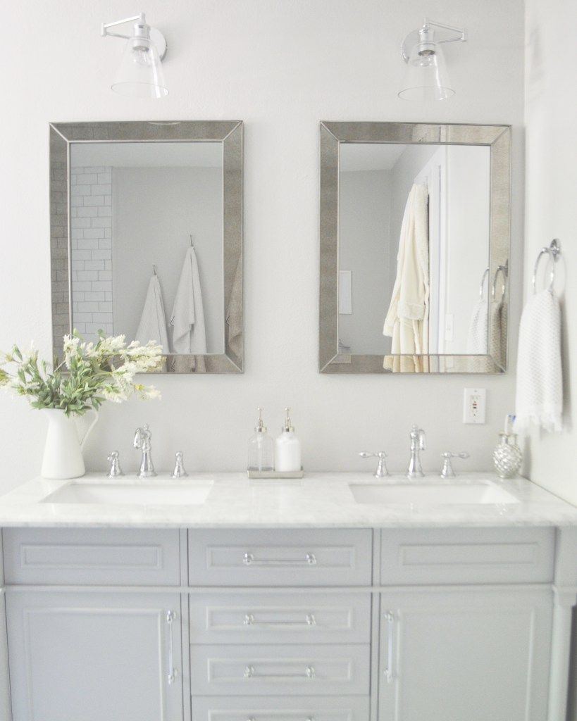 The Home That Started It All Trendy Bathroom Tiles Gray And