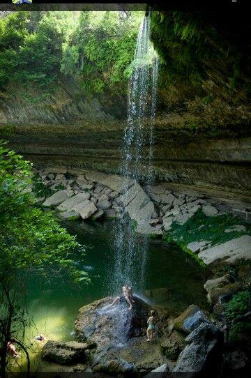 Hamilton Pool, Austin Places