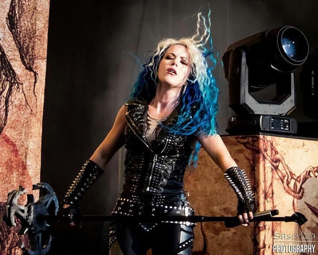 Alissa White Gluz Alissa White Female Singers Metal Girl