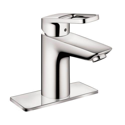 Hansgrohe Logis Loop Single Hole Bathroom Faucet | House Reno ...