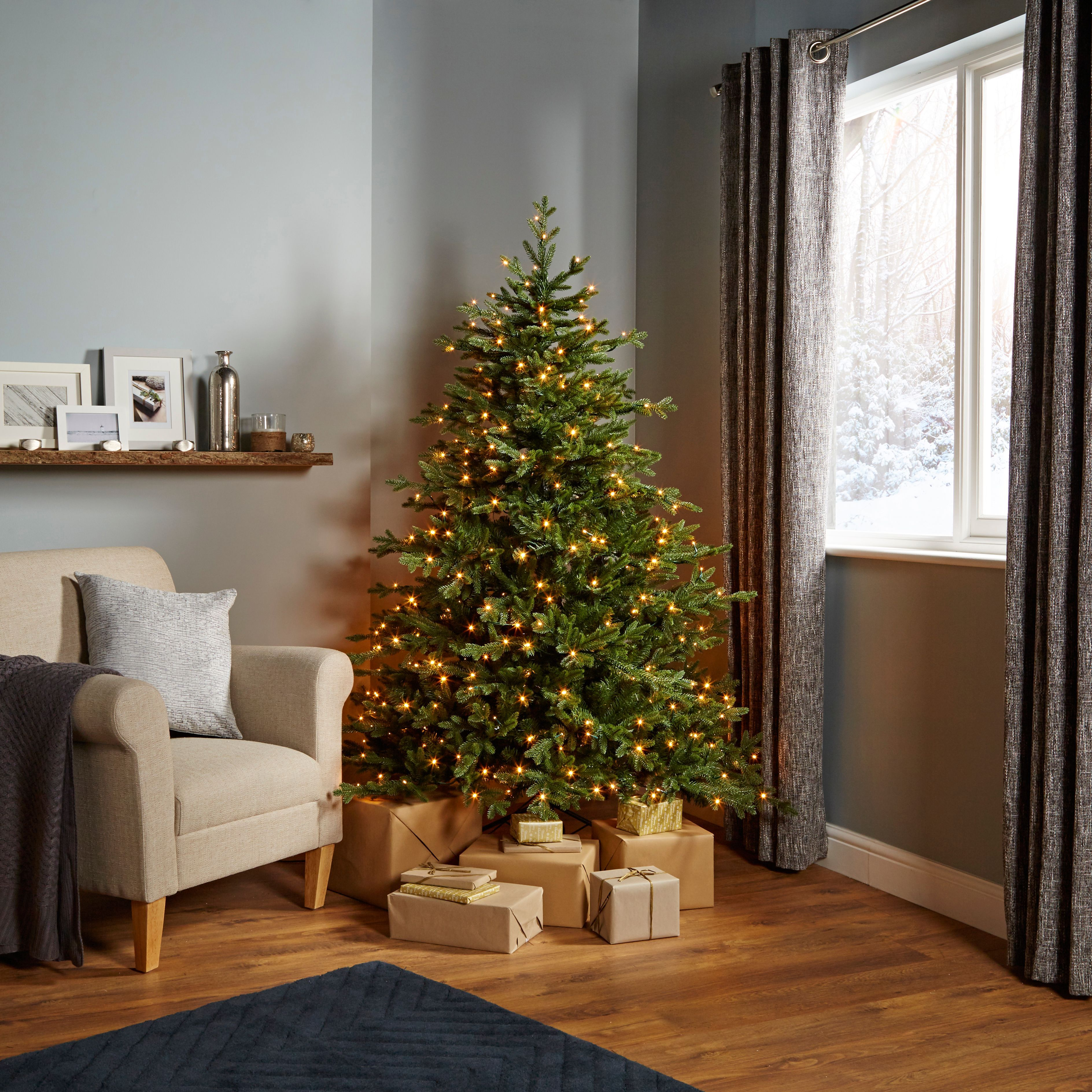 6ft Thetford PreLit LED Christmas Tree Departments