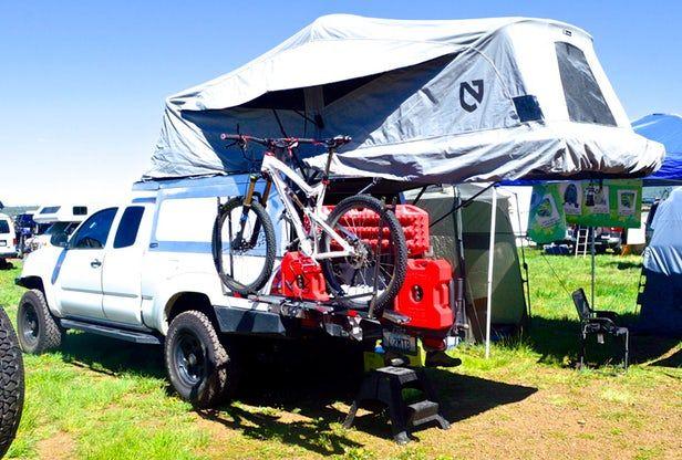 habitat flip top camper