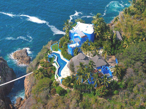 Costa Careyes, Mexico. South Of Puerto Vallarta.