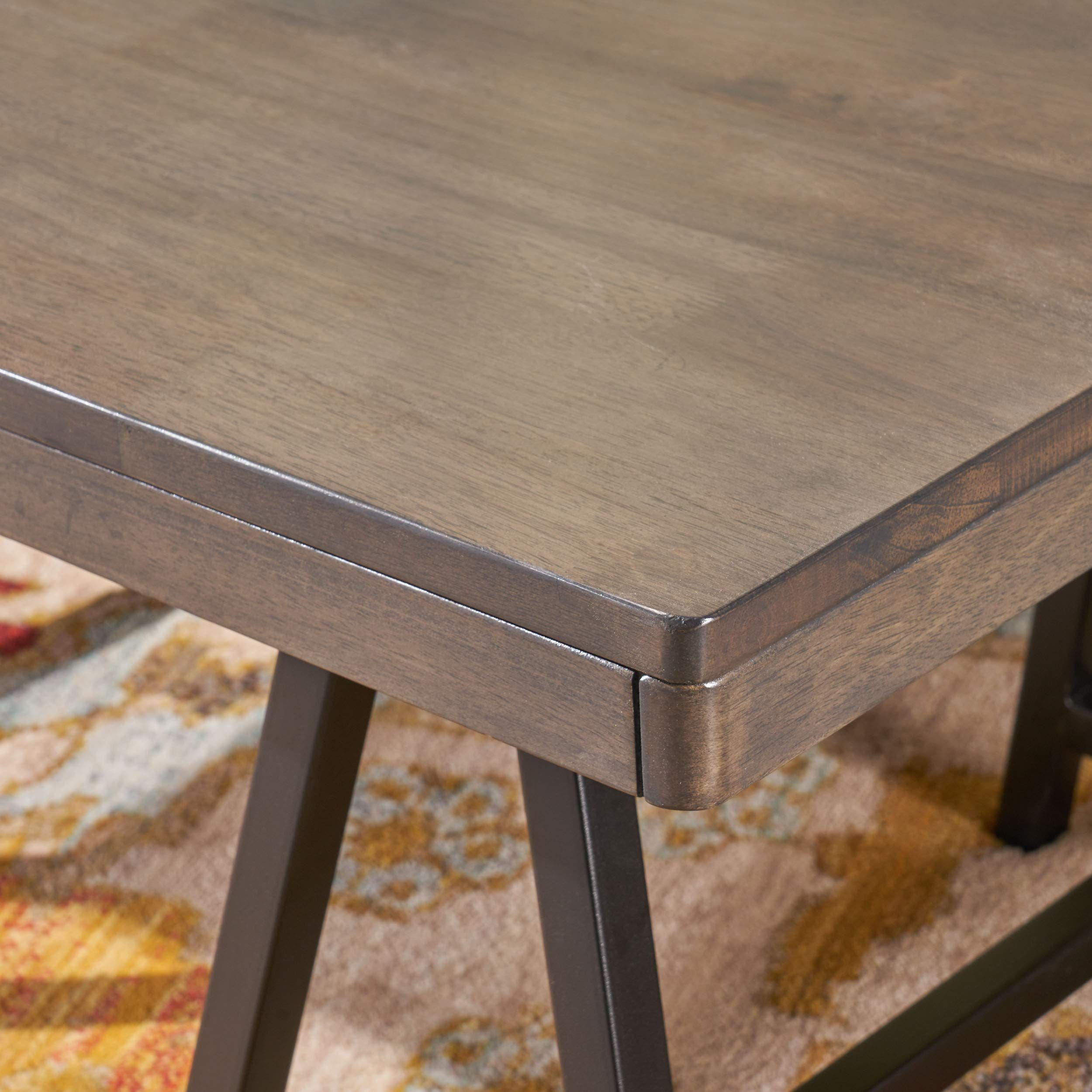 Anele Rubberwood Farmhouse Coffee Table Gray Finish Learn More At The Photo Web Link This Is An Affil Coffee Table Farmhouse Coffee Table Coffee Table Grey [ 2500 x 2500 Pixel ]