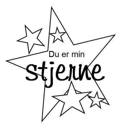 min stjerne