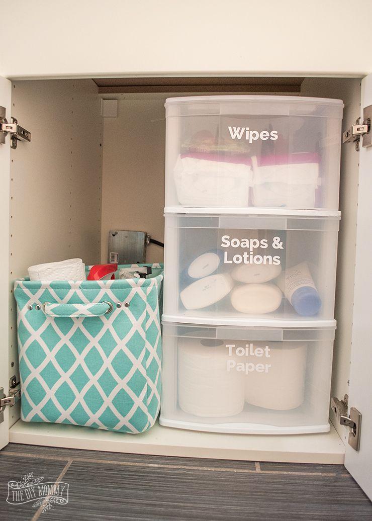 Photo of Kids Bathroom Organization Ideas + Free Printable Bathroom Art