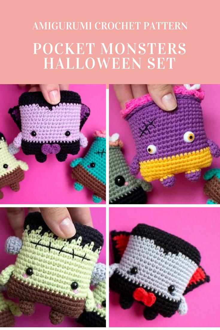 PATTERN - Zombie boy - crochet pattern, amigurumi pattern, pdf ... | 1102x735