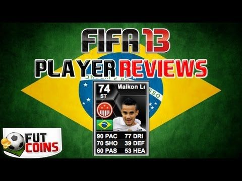 Fifa 13 Ultimate Team IF Maikon Leite Review