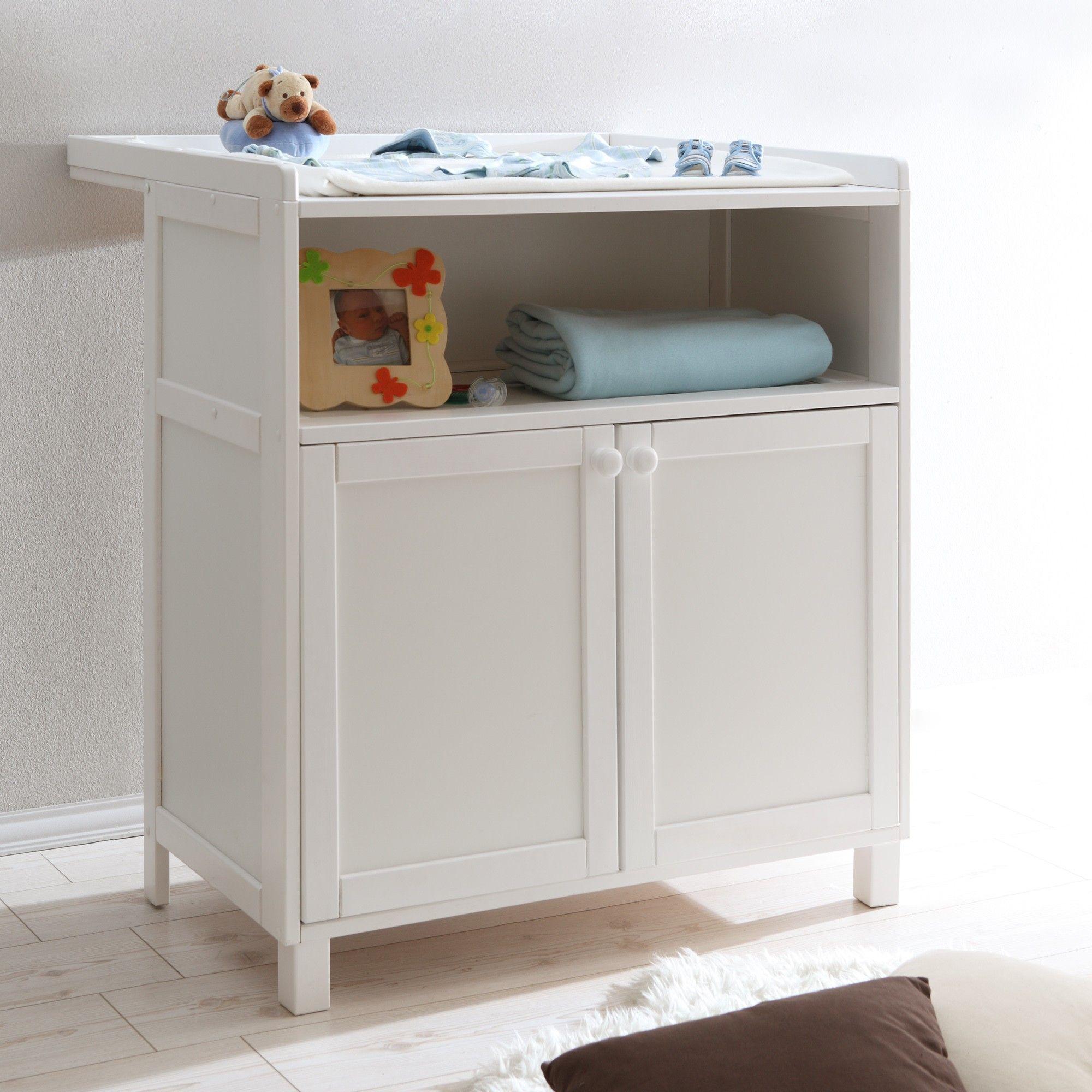 Komoda Biala Sosnowa Z Przewijakiem Furniture Changing Table Home Decor