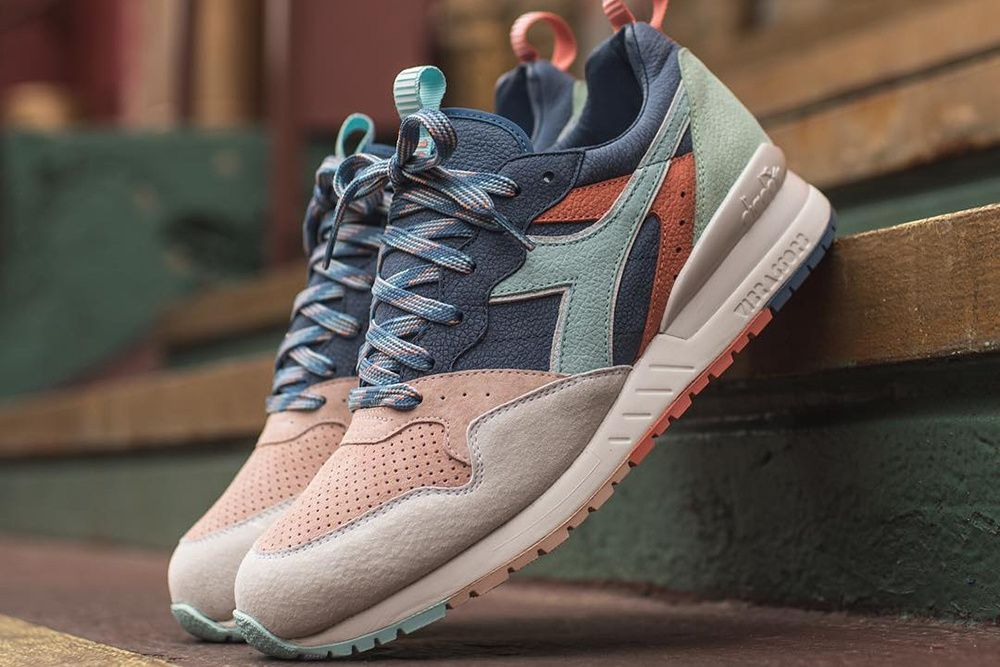 The RF X Diadora Made in Italy Intrepid is the latest collaboration between…