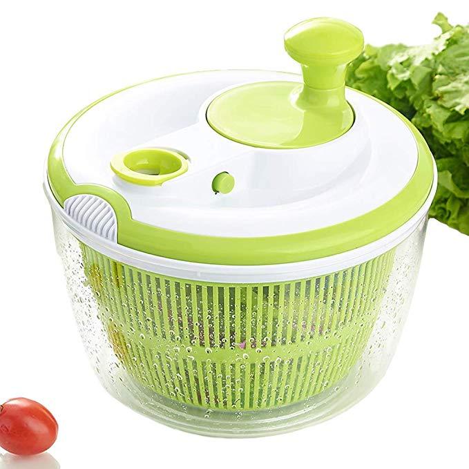 Pin By Kitty Md On Veda Salad Spinner Fruit Veggie Wash Lettuce Spinner