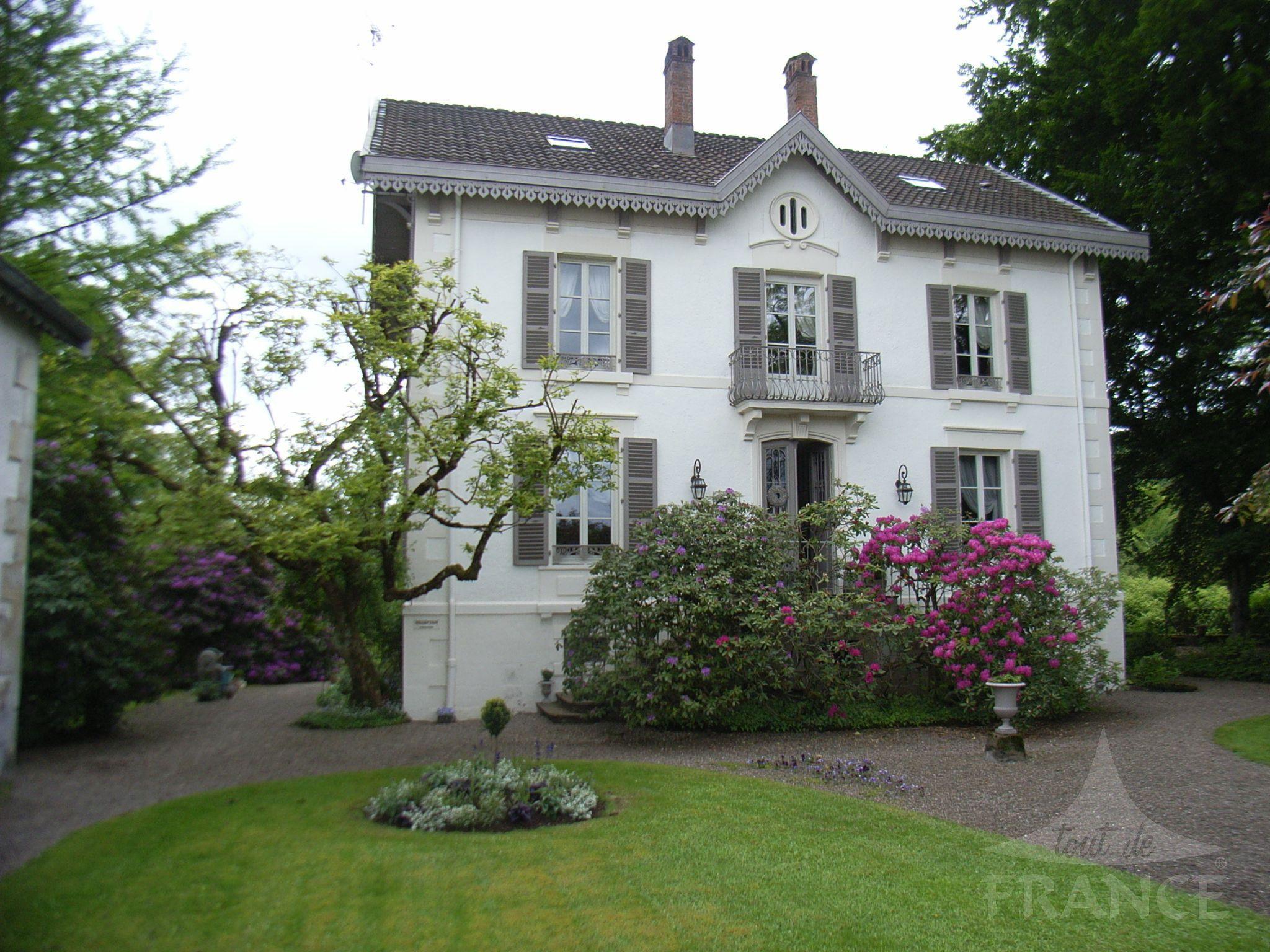 Chambres d 39 h tes in la maison d 39 h tes du parc ronchamp - Chambre d agriculture franche comte ...