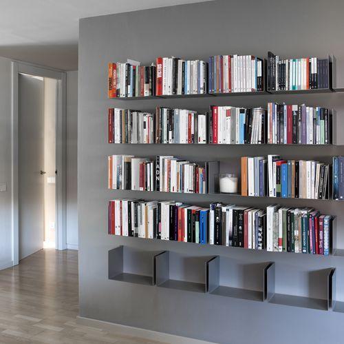 tag re modulable murale contemporaine en m tal noa by carme pin s santa cole home. Black Bedroom Furniture Sets. Home Design Ideas