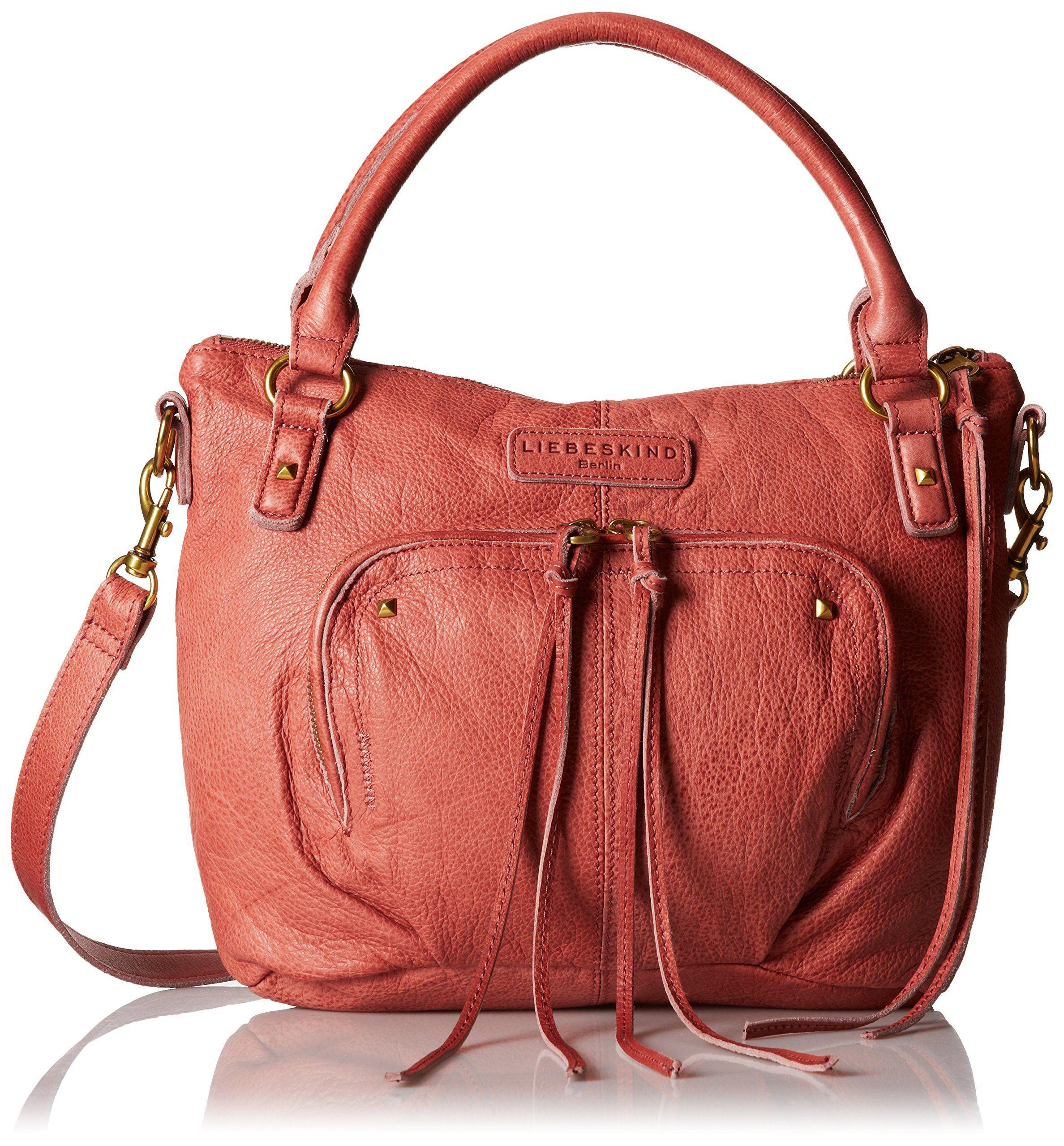 08d91c5580 Liebeskind Berlin Gina F Shoulder Bag, Powder, One Size   Bags ...