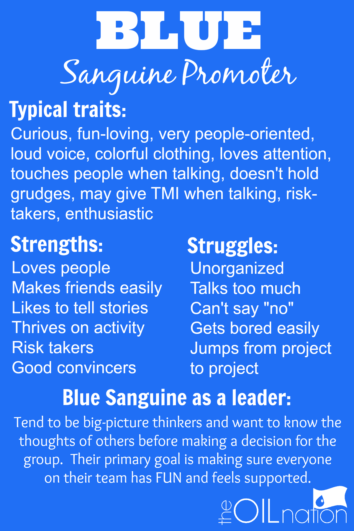 sanguine personality meaning