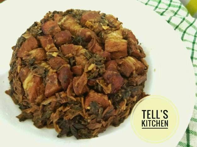 Resep Ham Choi Kon Hakka Pork Oleh Alstella Tan Resep Resep Masakan Asia Resep Resep Makanan
