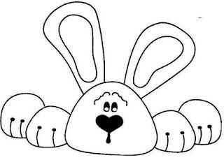 Tiernos Conejitos Para Colorear Ideas Colegio Animales Animados