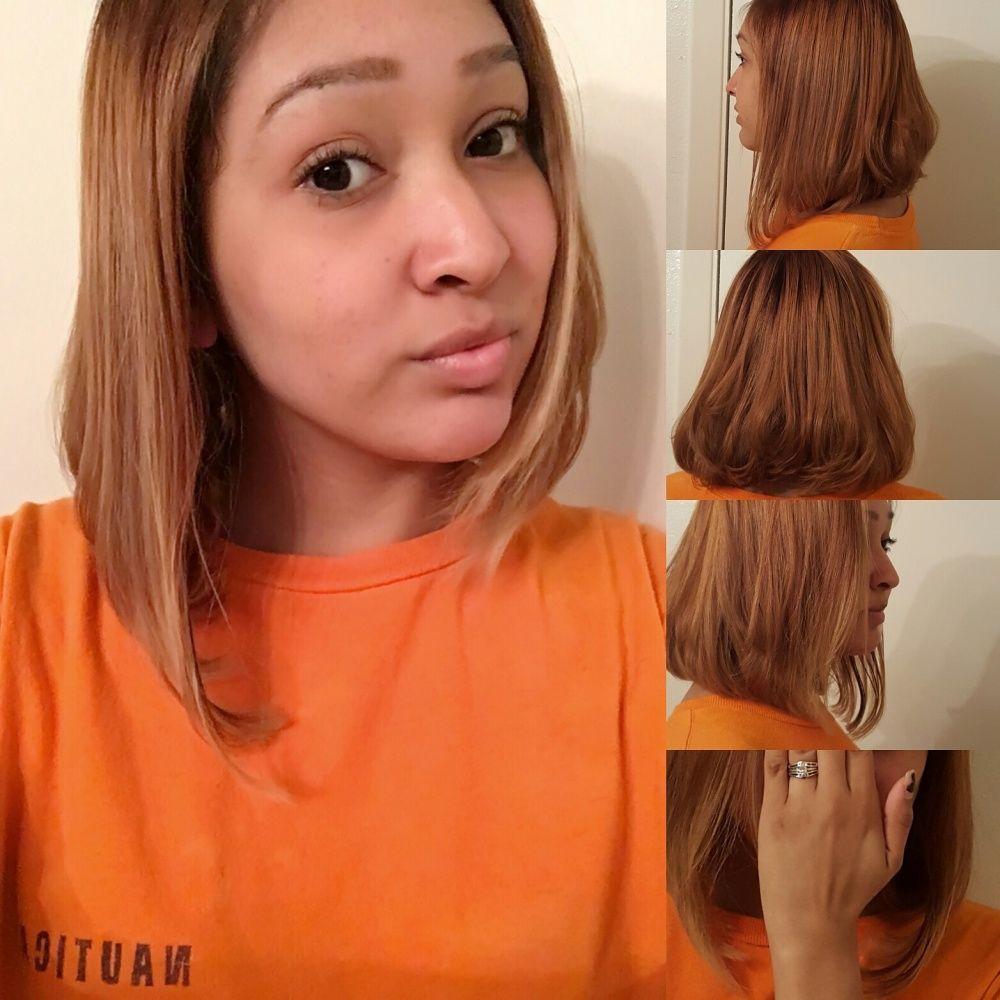 Inspiration By Manya Wilson From Regis Salon Hair Styles Beautybio Beauty Wellness