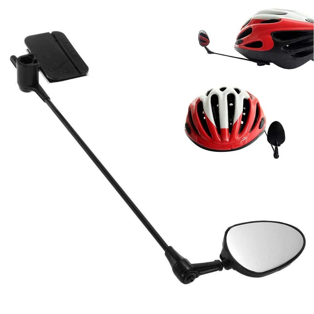 Scastoe Bike Bicycle Cycling Helmet Mirror Rear View Rearview