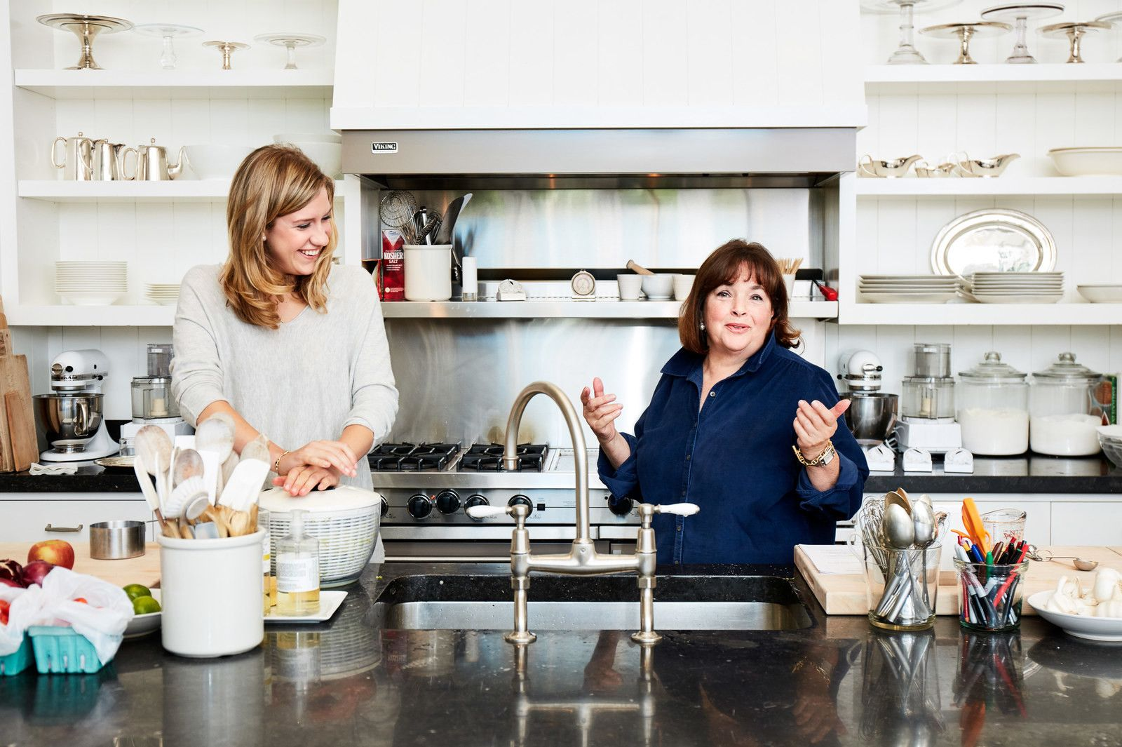 """"""" Simple Home With Ina Garten Barefoot"""
