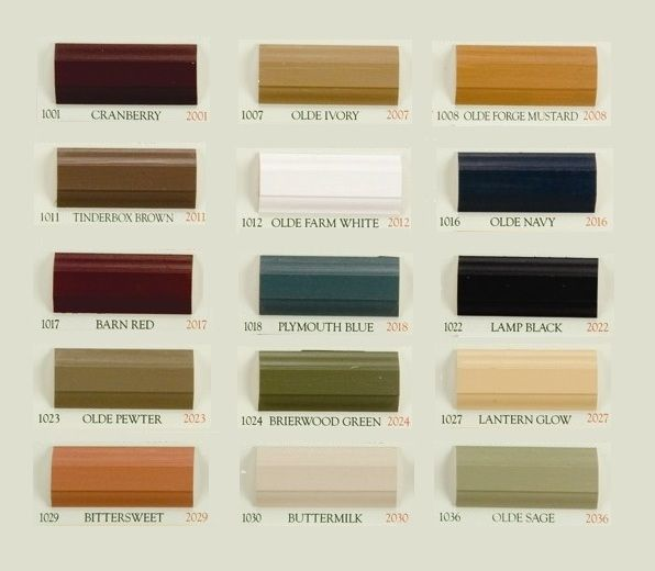 Www Oldecenturycolors Olde Century Paint Color Chart This Is The That We Use On Our Furniture Very Good