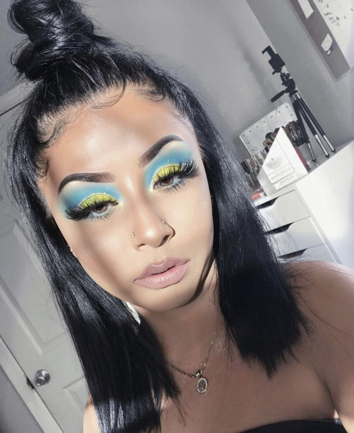 Pin on Full face makeup