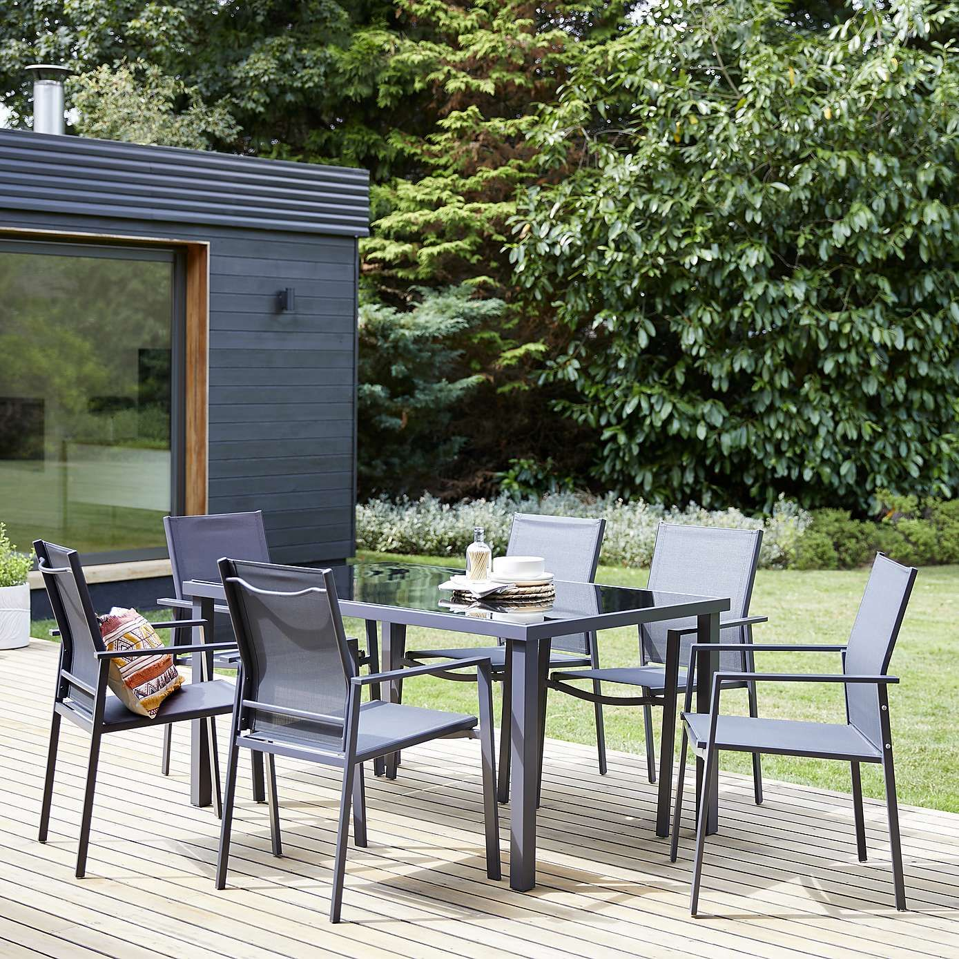This Dunelm garden furniture has holiday vibes in 2020 ...