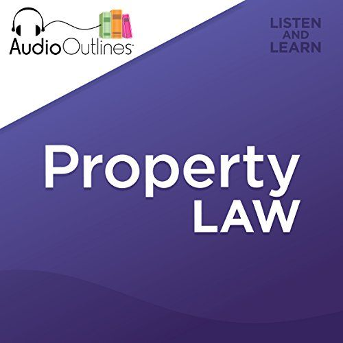Social Sciences Audible Audio Edition special price  Property Law