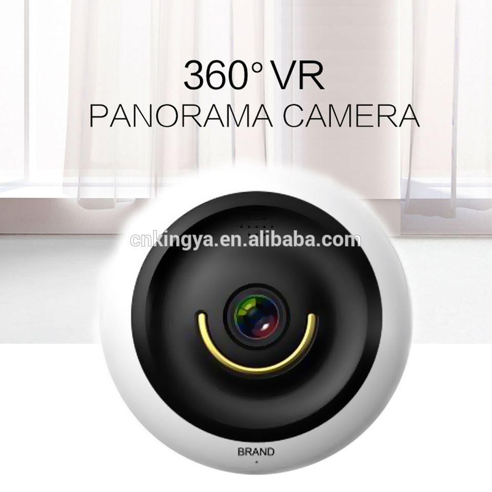 FishEye IP camera 360 VR wi-fi 2 0MP Network Home Security