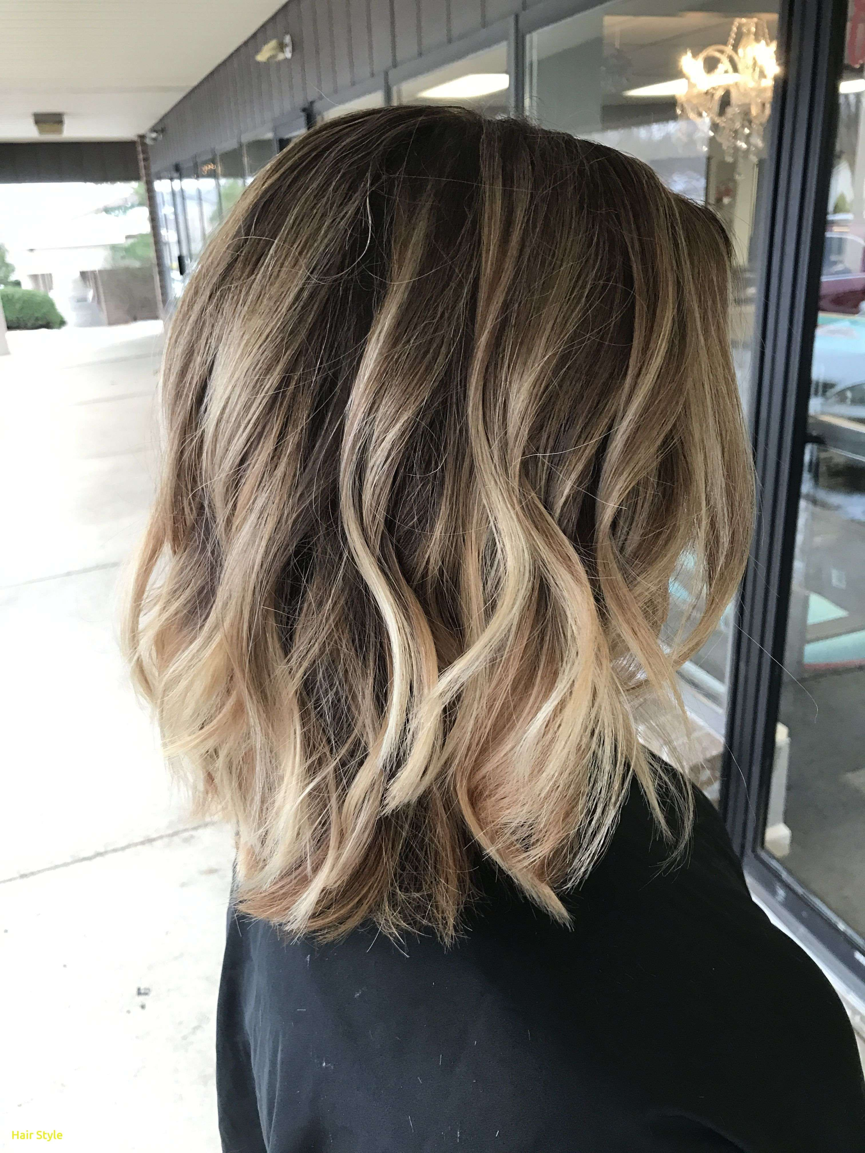 Frische Haarfarbe Trends Balayage Neu Haarschnitte 2019