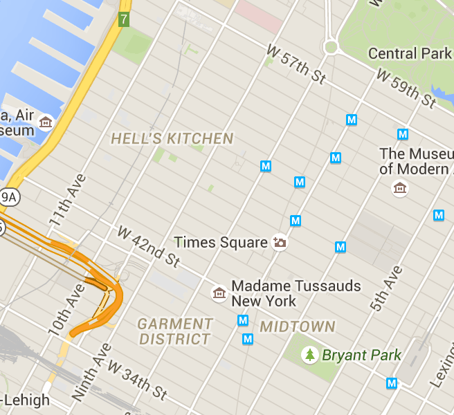 A Dozen Times Square Restaurants For Kid Friendly Eats