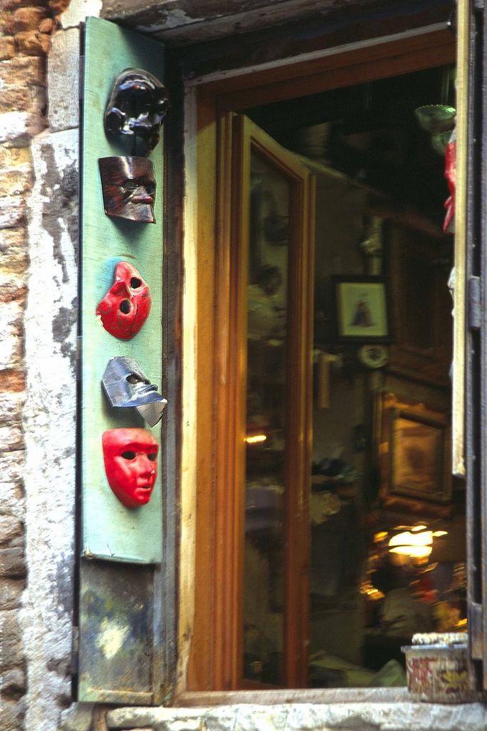 Venice - Window Masks