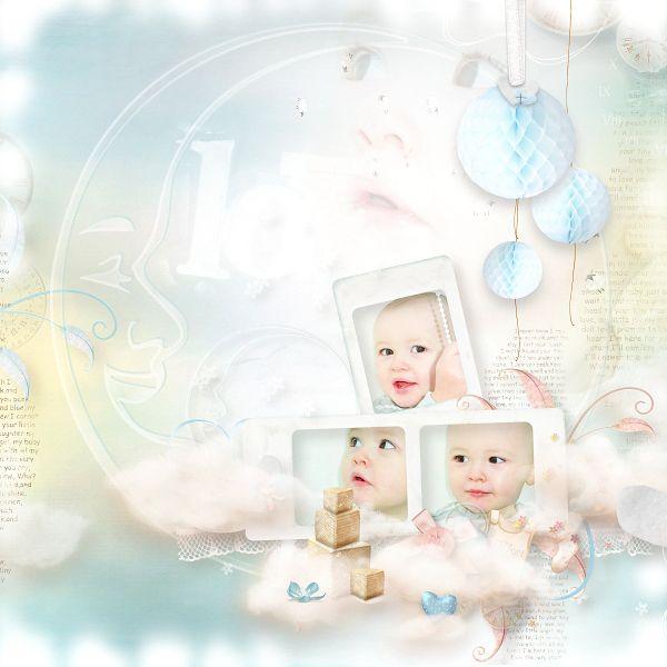 Digi Hello Baby Collection