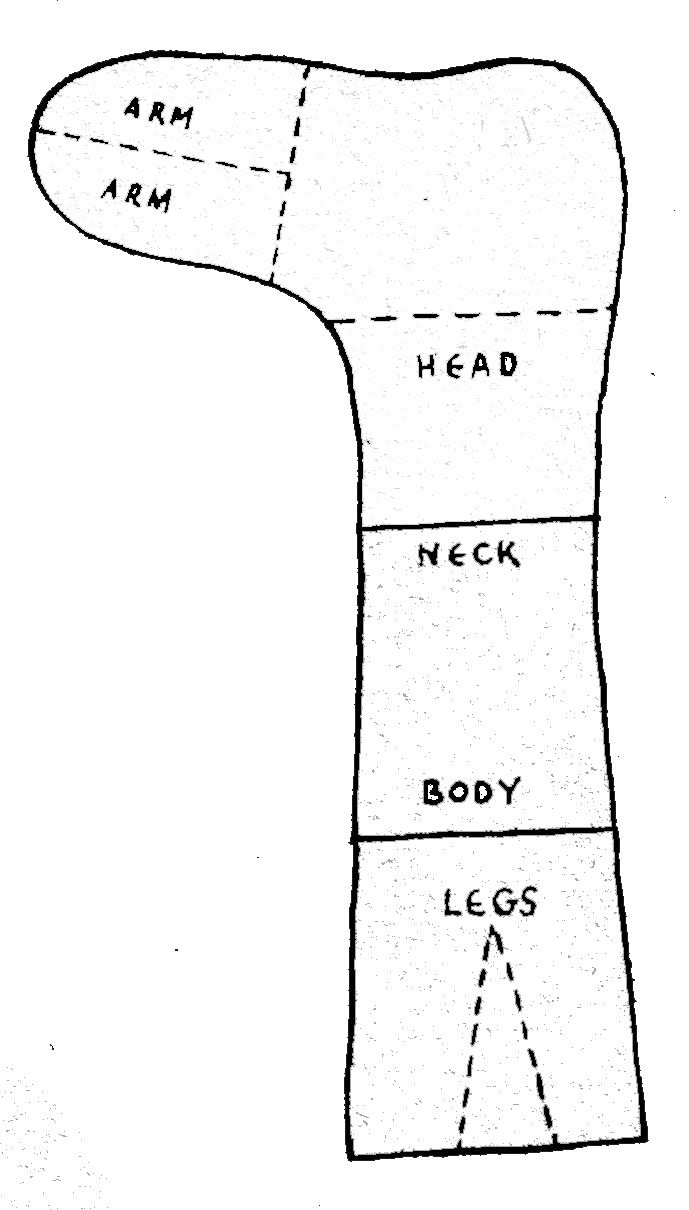 How to make socks 44