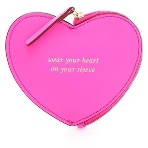 Kate Spade Heart Coin Purse on shopstyle.com