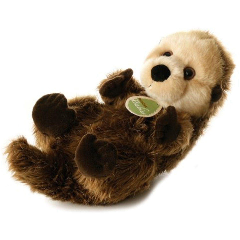 Park Art|My WordPress Blog_Sea Otter Family Stuffed Animal